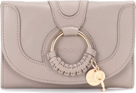 See By Chloé Hana leather wallet