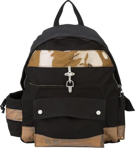 Raf Simons Raf Simons x Eastpak oversized PVC panel backpack
