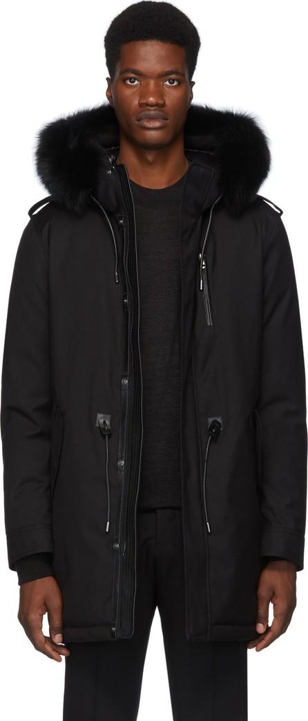 Mackage SSENSE Exclusive Black Down Moritz-D Coat