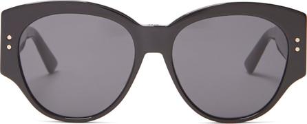 Dior Lady Diorstuds2 acetate cat-eye sunglasses