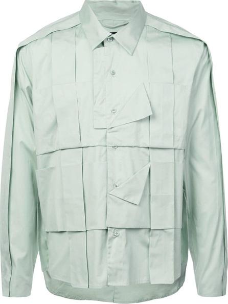 Craig Green Panelled shirt