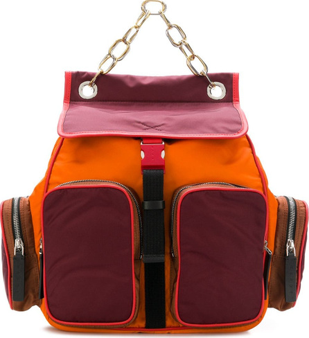 Marni Colour-block backpack