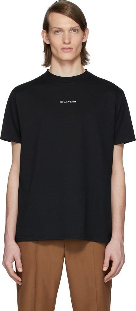 1017 ALYX 9SM Black Logo Visual T-Shirt
