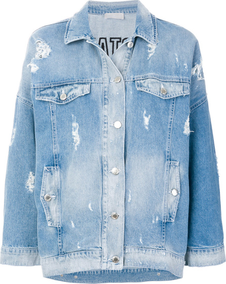 Constance C We Are The Here denim jacket