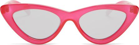 Le Specs The Last Lolita cat-eye sunglasses