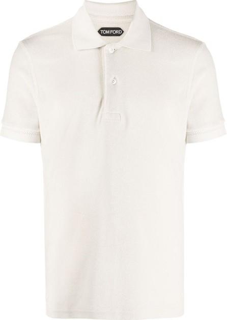 TOM FORD Shortsleeved polo shirt