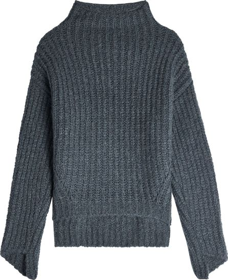 81hours Turtleneck Pullover with Superfine Alpaca and Wool