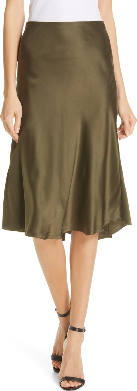 Nili Lotan Lane Silk Skirt