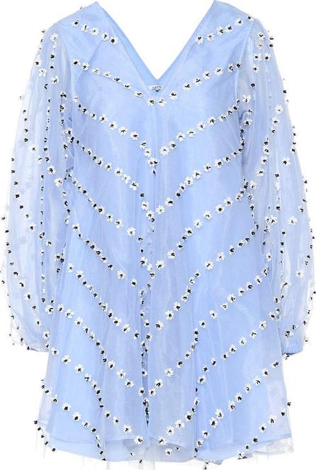 Ganni Rosenfeld embellished minidress