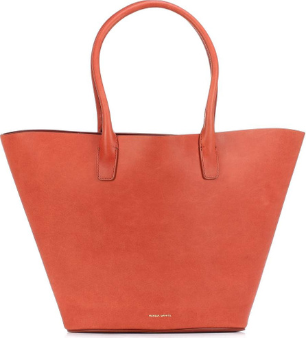 Mansur Gavriel Triangle leather tote