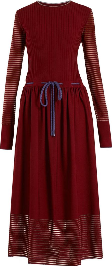 Roksanda Arago drawstring-detailed dress