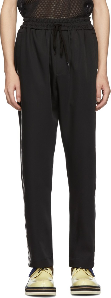 Cmmn Swdn Black Buck Lounge Pants