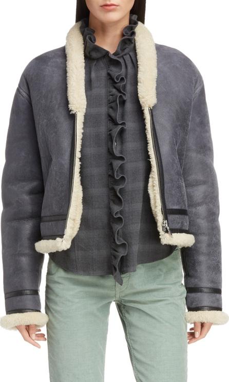 Isabel Marant Etoile Isabel Marant Étoile Addy Genuine Shearling Jacket