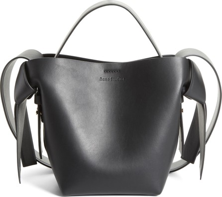 Acne Studios Musubi Leather Mini Bag