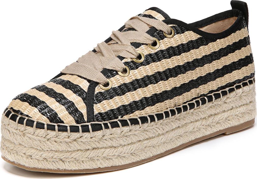 08fc10ec14cc35 Sam Edelman Cabrera Platform Espadrille Lace-Up Sneaker - Mkt