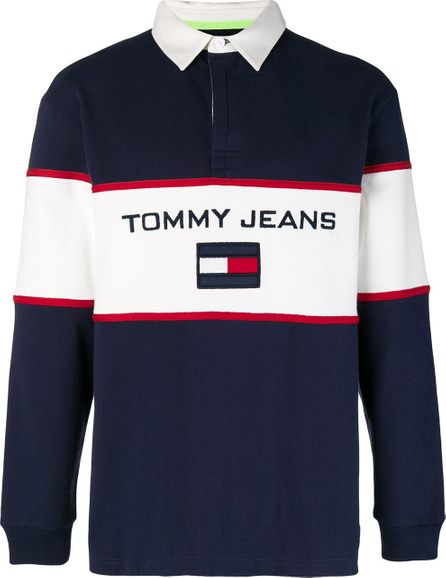 Tommy Hilfiger Faded cropped jeans