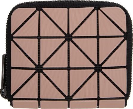 Bao Bao Issey Miyake Pink Small Jam Zip Wallet