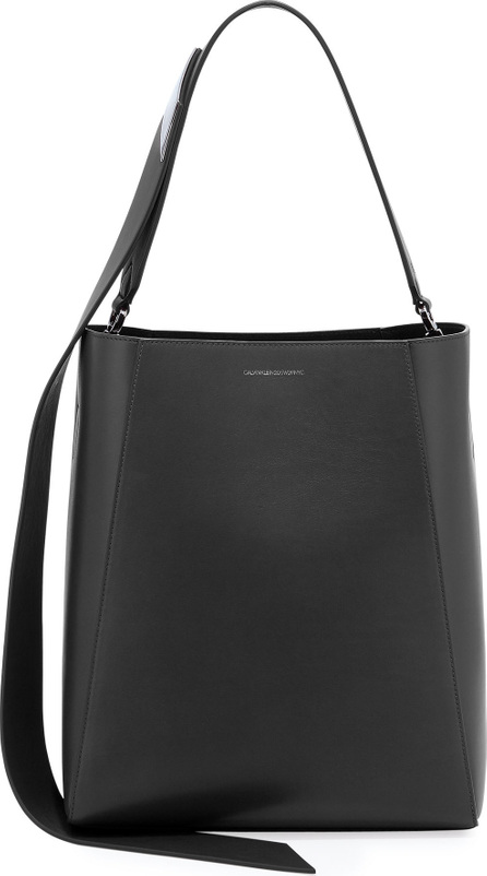 Calvin Klein 205W39NYC Calf Leather Bucket Bag