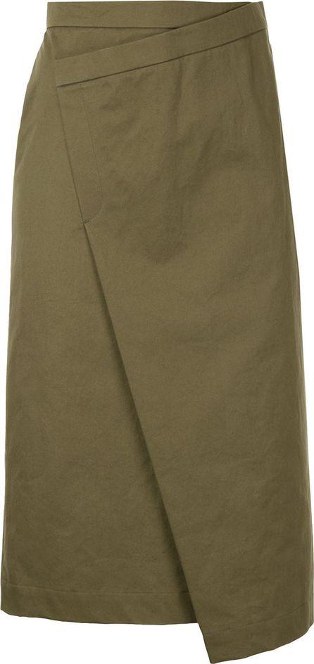 Astraet wrap skirt