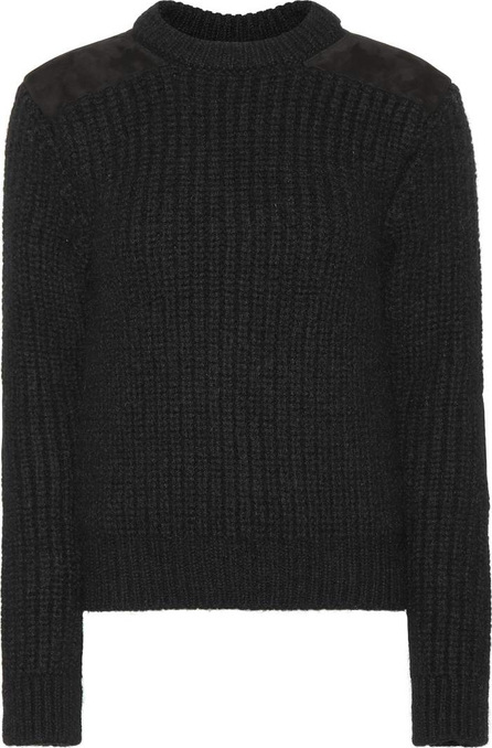 Saint Laurent Stretch wool-blend sweater