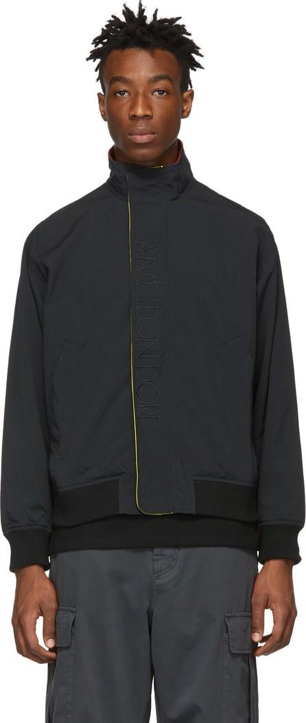 Aimé Leon Dore Black Sailing Jacket