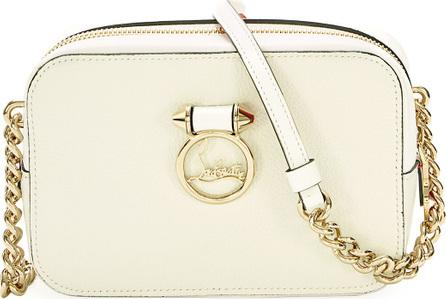 Christian Louboutin Ruby Lou Mini Calf Crossbody Bag