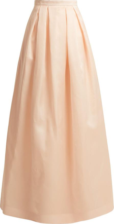 Andrew Gn Full silk-organza skirt