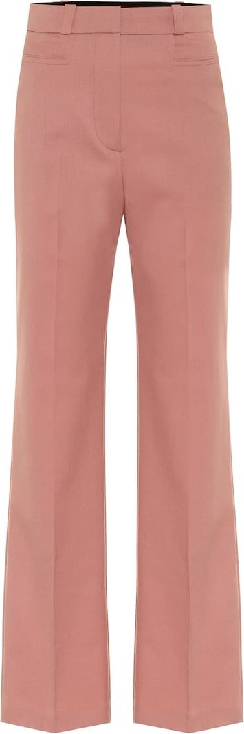 Alexachung High-rise straight pants