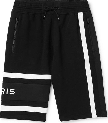 Givenchy Logo-Embroidered Loopback Cotton-Jersey Drawstring Shorts