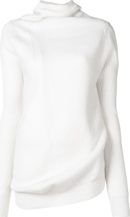 Jil Sander High neck knit sweater