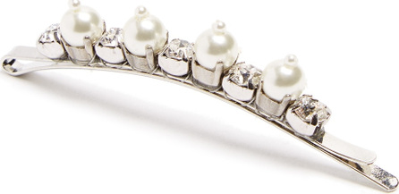 Simone Rocha Faux-pearl and crystal-embellished hair clip