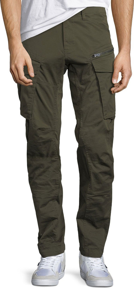 G-STAR RAW Rovic 3D Zip Cargo Pants, Green
