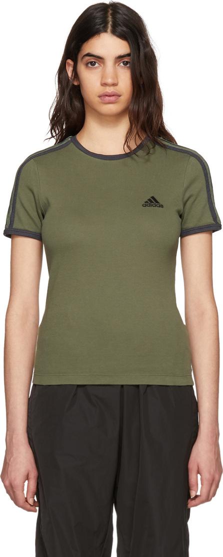 Yeezy Green & Navy Logo Baby T-Shirt