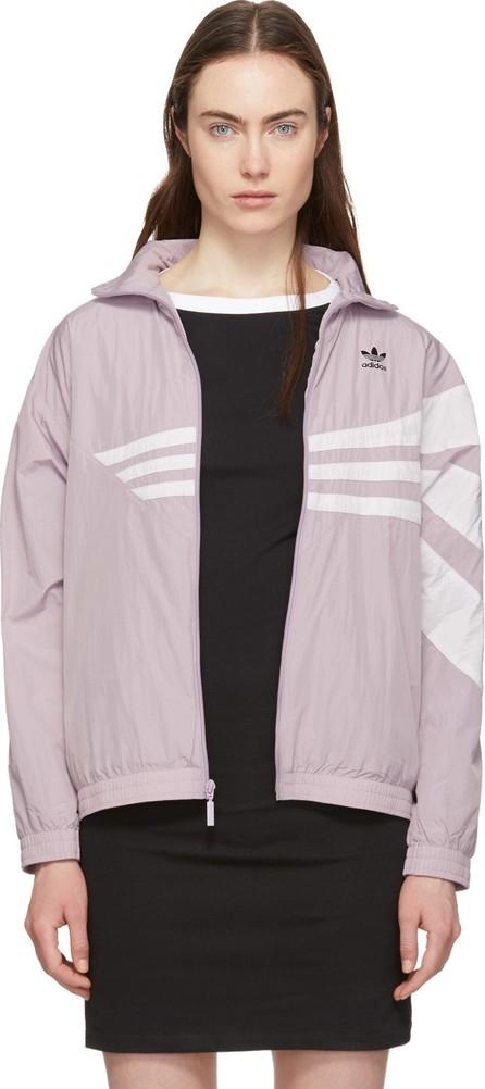 Adidas Originals Purple Bossy 90's Track Jacket