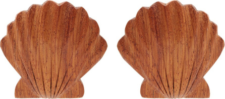 Rebecca de Ravenel Ariel clip-on earrings