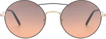 Oliver Peoples Nickol round sunglasses