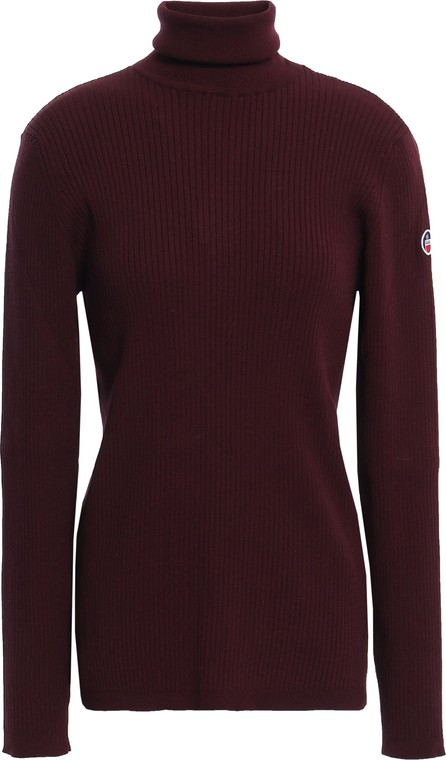 Fusalp Ancelle ribbed-knit turtleneck sweater