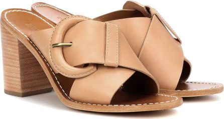 Zimmermann Leather mules