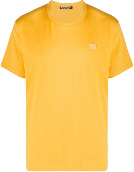 Acne Studios Nash Face short-sleeve T-shirt