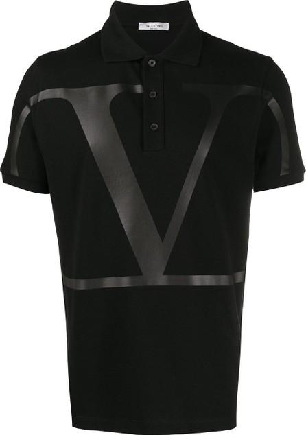 Valentino VLOGO short-sleeved polo shirt