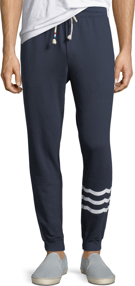 SOL ANGELES Essential French Terry Jogger Pants