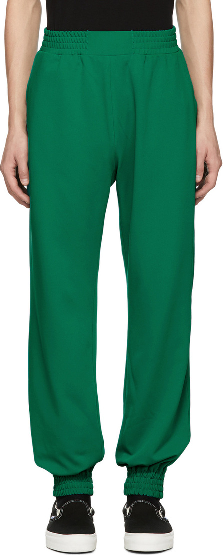 Anton Belinskiy Green Trainy Lounge Pants