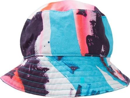 Rochambeau Rochambeau x Aaron Curry printed bucket hat