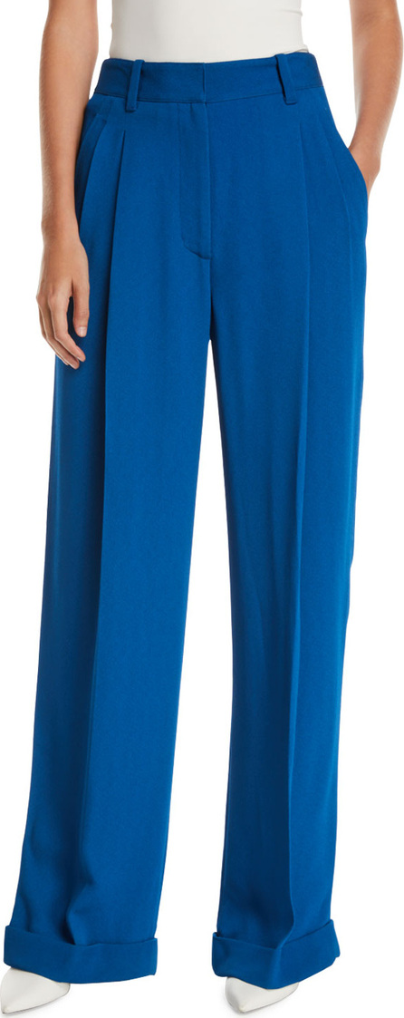 3.1 Phillip Lim Baggy Tailored Crepe Pants