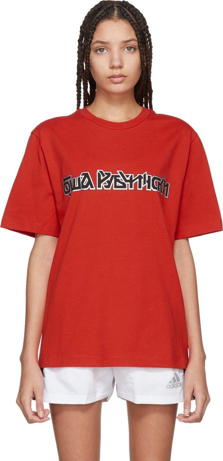 Gosha Rubchinskiy Red Logo T-Shirt