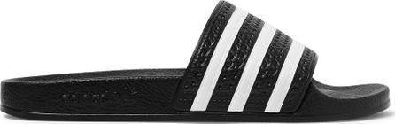 Adidas Originals Adilette Textured-Rubber Slides