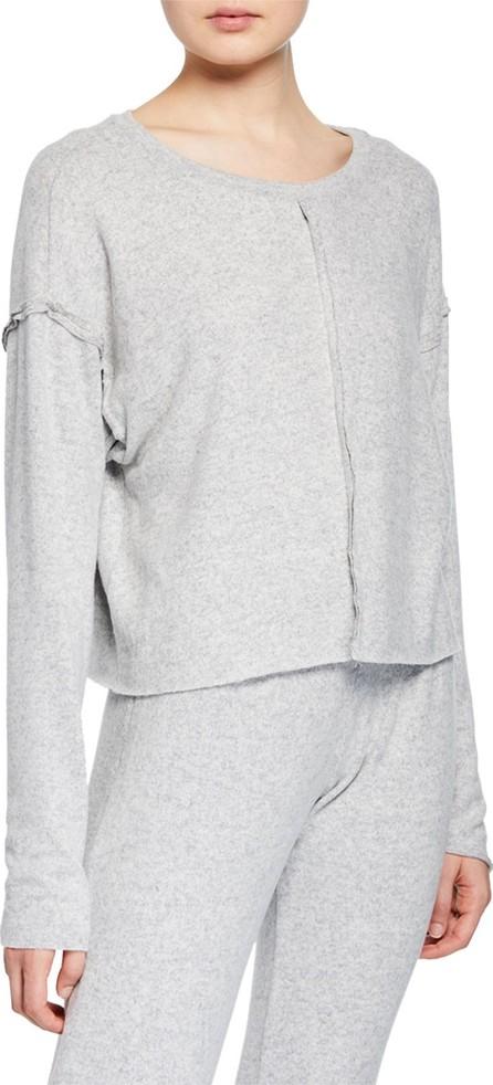 ONZIE Weekend Crewneck Long-Sleeve Pullover