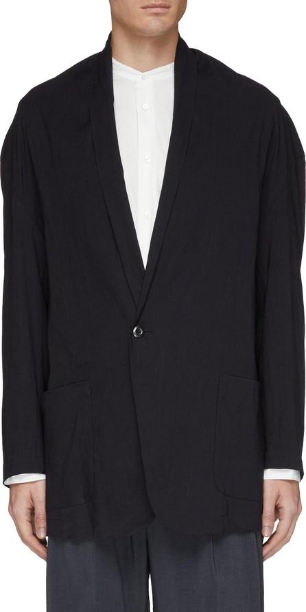 ATTACHMENT Shawl lapel jacket