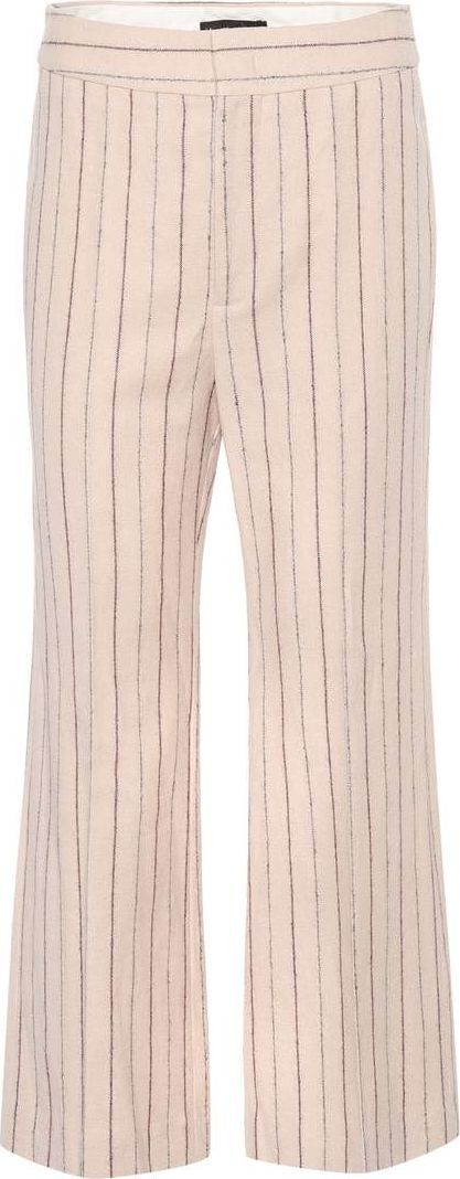 Isabel Marant Keroan linen and wool trousers