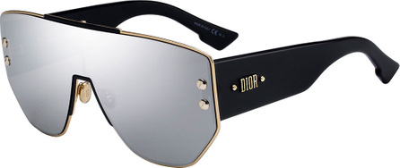 Dior Addict1 Mirrored Shield Sunglasses